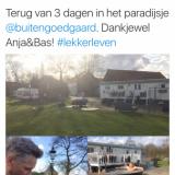 compliment van barry atsma na derde verbijf bij buitengoed de gaard mammaloewagen voorjaar 2016