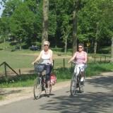 fietsen  asselt roermond foto vvv midden limburg