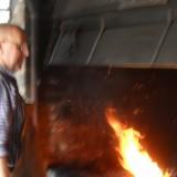 het vuur van de smid bij museum eynderhoof