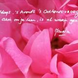 roos voor rietje en toon hermans bij buitengoed de gaard