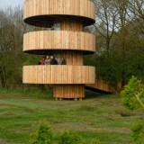 uitkijktoren st limburgs landschap weerterbos foto henk heijligers
