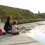 vestingwerken stevensweert maasgouw foto vvv midden-limburg