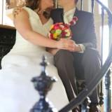 bruidspaar ververs-heijstek maakte bruidsreportage bij buitengoed de gaard foto aron nijs