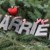 just married kerstdecoraties buitengoed de gaard