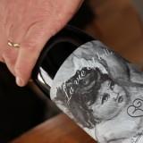 franse wijn 'chantenaire' la vie est belle arrangement bij buitengoed de gaard