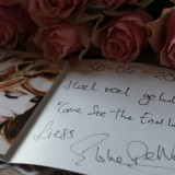 ilona en martijn honeymoon in vierseizoenenhuisje buitegoed de gaard