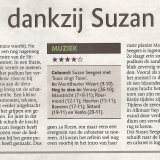 suus suzan seegers recensie dagblad de limburger 10-10-2013 premiere weert