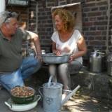 gladiolenbollen door boer zoekt vrouw jos sloot en dycke voor buitengoed de gaard vakantiehuisje limburg
