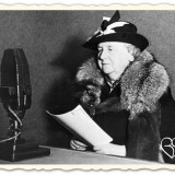 koningin wilhelmina foto uit boek verdraagtj uch-anp liberation route arrangement buitengoed de gaard